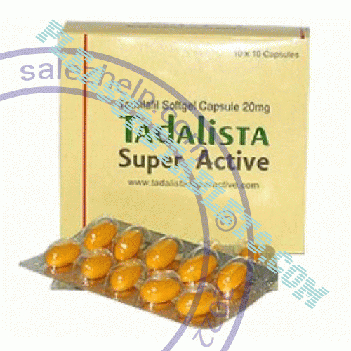Tadalista Super Active